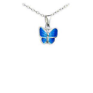 necklace zm elements kay sterling swarovski butterfly en kaystore silver mv blue
