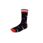 Mens All American Sunglasses and Flags American Flag Stars and Stripes Socks in Red, White and Blue